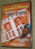 The Best Of Times Dvd, & Sealed, Widescreen, Region 1,with Robin Williams