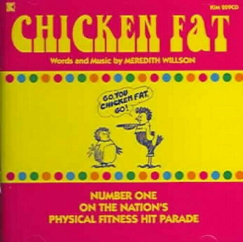 Chicken-Fat-by-Kimbo-Educational-CD-Ships-W-O-Case-OR-W-Case-use-Expedited-Shi