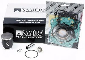 Namura Top-End Rebuild Kit for 1998-00 Kawasaki KX125-53.95mm NX-20000-BK
