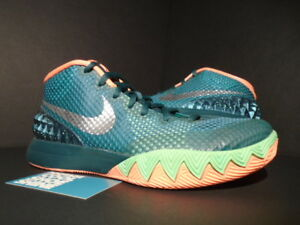 brand new 5ceb1 22cd2 australia image is loading nike kyrie 1 venus fly trap emerald green fb002  e0803