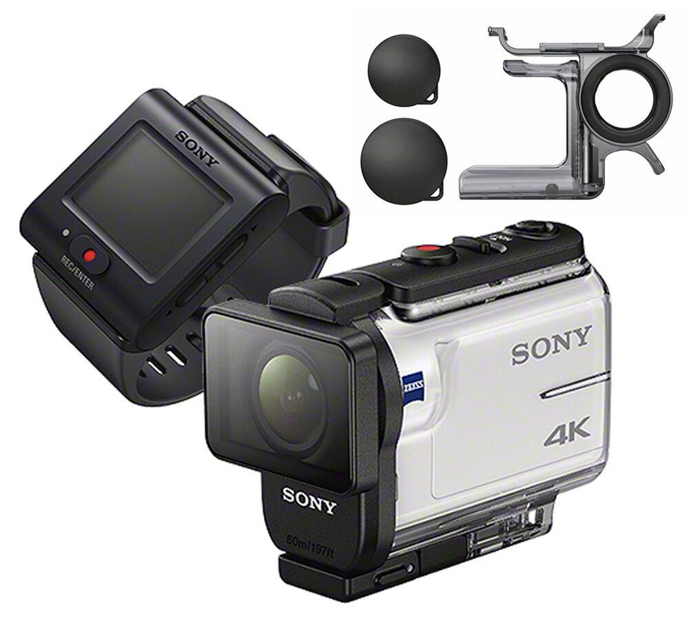 sony fdr x3000r 4k actioncam live view fernbedienung. Black Bedroom Furniture Sets. Home Design Ideas
