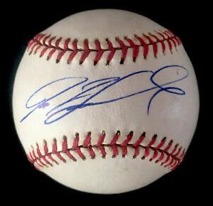 Ivan-Rodriguez-Texas-Rangers-Autographed-Signed-Baseball-JSA-COA-MINT