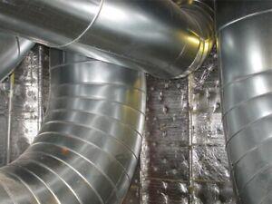 Ruban Pour Tuyaux Poêle Haute Température Aluminium Adhésif Conduit de Fumée