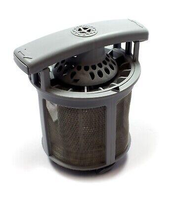 Filtro pozzetto lavastoviglie Electrolux Rex Aeg grigio