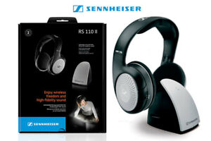 SENNHEISER-RS-110-II-Auriculares-Inalambricos
