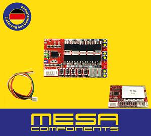 4S BMS LiFePO4 50A 3.2V 3.6V Board BMS Balance PCB Battery Protection 128V 14.6V
