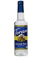 4x Torani Sugar Free Syrup 25.4 Ounce Bottles *Pick a flavor*