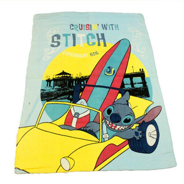 Lilo and Stitch Stitch 626 Cruisin Beach Towel Bath Towel 150x110cm KIDS/ Adult