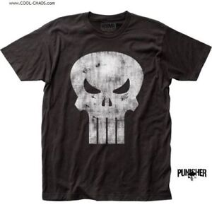 98fb6b585 Image is loading The-Punisher-T-Shirt-Official-Marvel-Comics-Punisher-