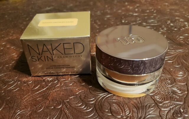 Urban Decay Naked Skin Ultra Definition Loose Setting