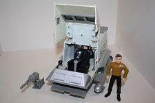 Star Trek Playmates Classic KIRK Shuttlecraft GALILEO Shuttle
