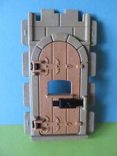 Playmobil Carcel Kerker Tür mit Durchreiche und Türriegel 3666 3667 3859
