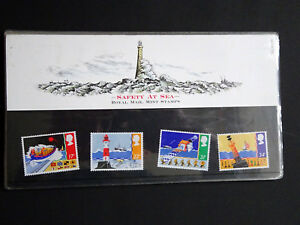 1985-SAFETY-AT-SEA-PRESENTATION-PACK-162-VERY-FINE-UNMOUNTED-MINT