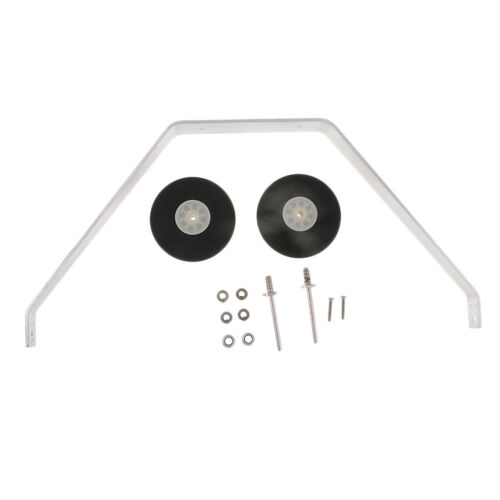 RC Model Parts Landing Gear Wheel Kit for 50 Level Fix Wing Plane Helicopter