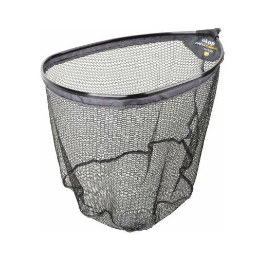 Shake/'n Dry Netz  Kescher Aluminiumrahmen Okuma Match Carbonite Net 3 Größen
