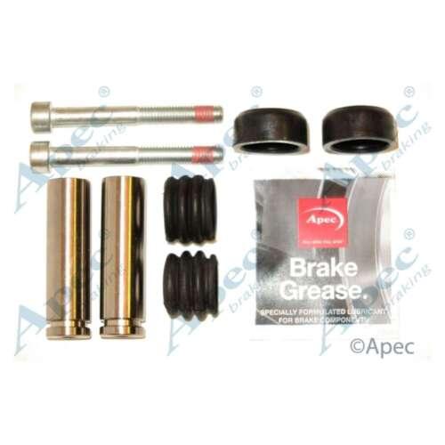 Fits Peugeot Boxer 2.2 HDi 120 Genuine Apec Brake Caliper Guide Sleeve Kit