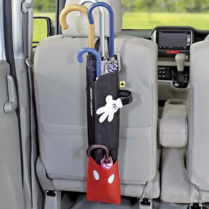 Details about DISNEY Mickey Mouse Seat Back Umbrella Holder Car Accessories