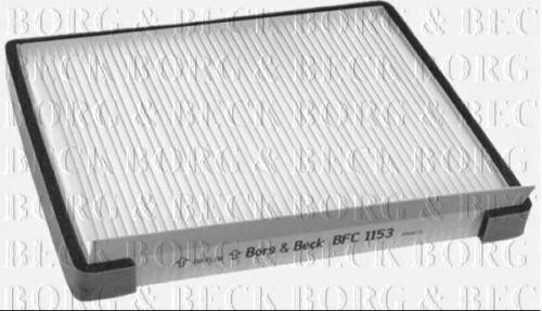BORG /& BECK Cabine Filtre à pollen pour HYUNDAI Berline I30 1.4 73 kW