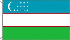 3-x-2-UZBEKISTAN-FLAG-Uzbek-Uzbekistani-Asia-Asian