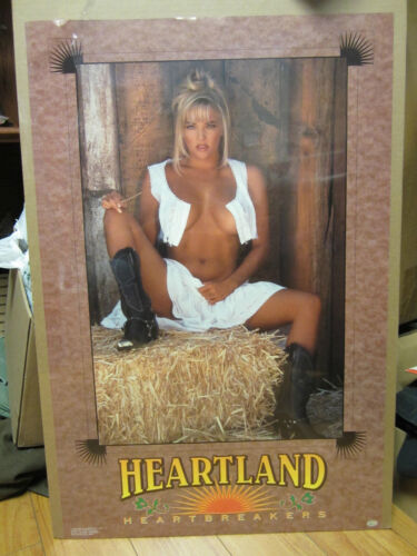 Heartland heartbreakers vintage Oginal Poster 1993 10317