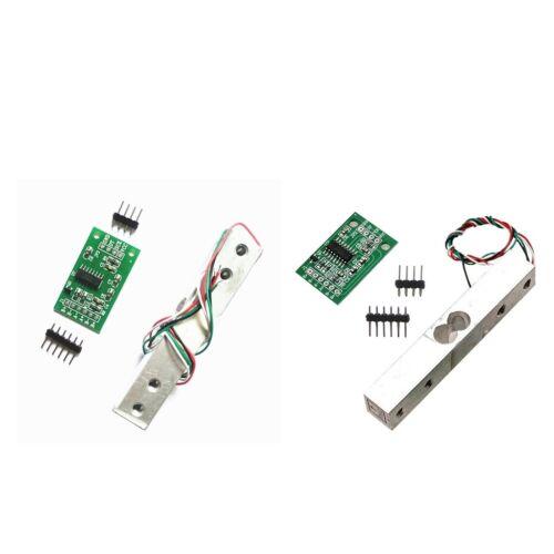 HX711ADWägemodul Drucksensor 2kg /& 3kg Wägezellengewichtssensor