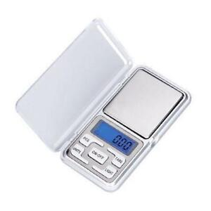 Pocket Digital Gram Scale Jewelry Weight Electronic SALE Balance Scale HOT B5R3