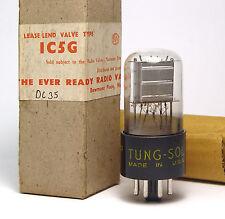 Tung Sol 1C5G / 1C5 G Batterie-Röhre, Valve for Battery Tube Radio, NOS