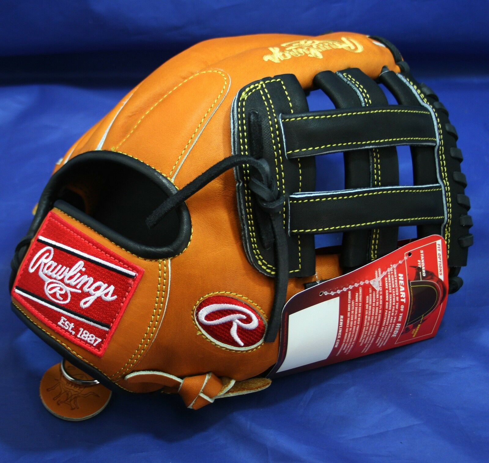 Rawlings Heart of the Hide PRO206-6JTB (12