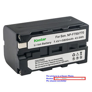 Kastar-Battery-LED-Fast-Charger-for-Sony-NP-F750-Sony-MVC-FD73-MVC-FD75-MVC-FD81