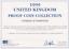 thumbnail 18 - 1983 - 2014 ROYAL MINT PROOF SET CERTIFICATE OF AUTHENTICITY DOCUMENTS COA