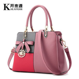 Women S Korean Handbag Tote Messenger Satchel Purse Shoulder Bag