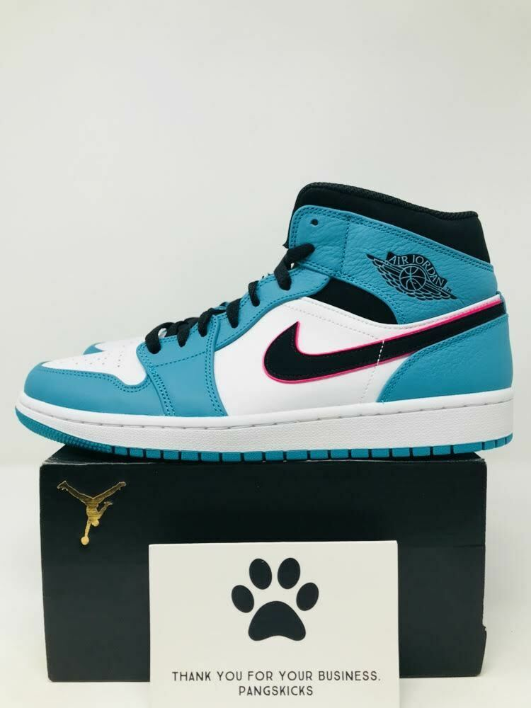 Nike Air Jordan 1 Mid SE 'South Beach' 852542-306 Size 11-13