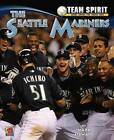 The Seattle Mariners by Mark Stewart (Hardback, 2012)
