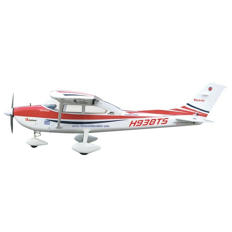 The World Models, Sky Link 40, RC Airplane