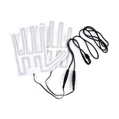 12V handschuhe beheizte pad heizelement winter outdoor warme mittenheizung ZJHN