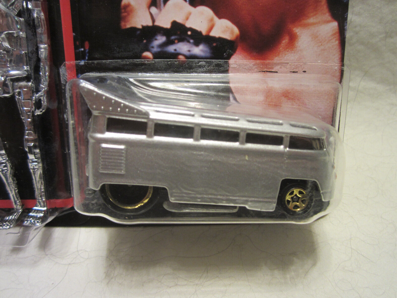 Hot Wheels Personnalisé Volkswagen Drag Bus le Terminator Terminator Terminator Édition Limitée a9f1c3