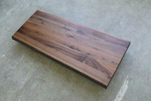 Waschtisch-Tischplatte-Platte-Nussbaum-Massiv-Holz-mit-Baumkante-NEU-Leimholz