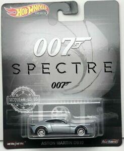 Hot Wheels 2019 Premium Retro Entertainment Aston Martin Db10 Spectre 007 Ebay