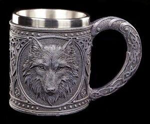 Gothic-Krug-Nacht-Wolf-Fantasy-Werwolf-Tasse