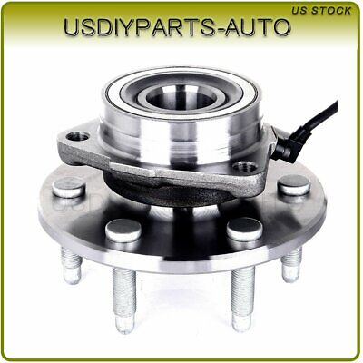 Front Wheel Hub /& Bearing w// ABS for Chevy GMC Pickup Truck 4X4 4WD AWD