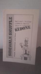 Marciapiede Shuffle - Semplice, Streamlinned, E Sassy 1997