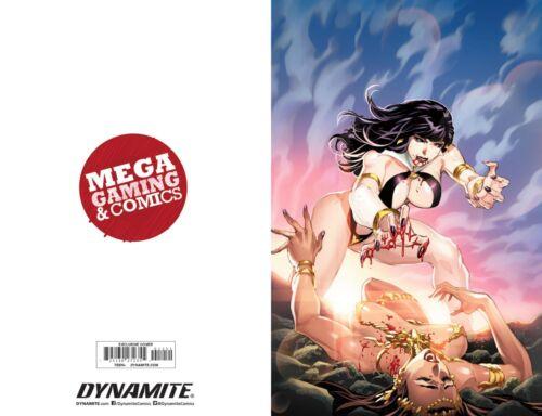 Vampirella Dejah Thoris #1 BLOOD COMBO Philip Tan MEGA EXCLUSIVE Spiderman 316
