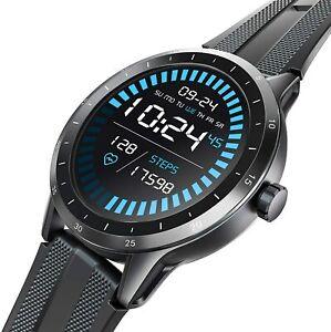 Smart Watch, vg3 Fitness Tracker 42mm HD TFT Touchscreen, Herzfrequenz, Schlaf...
