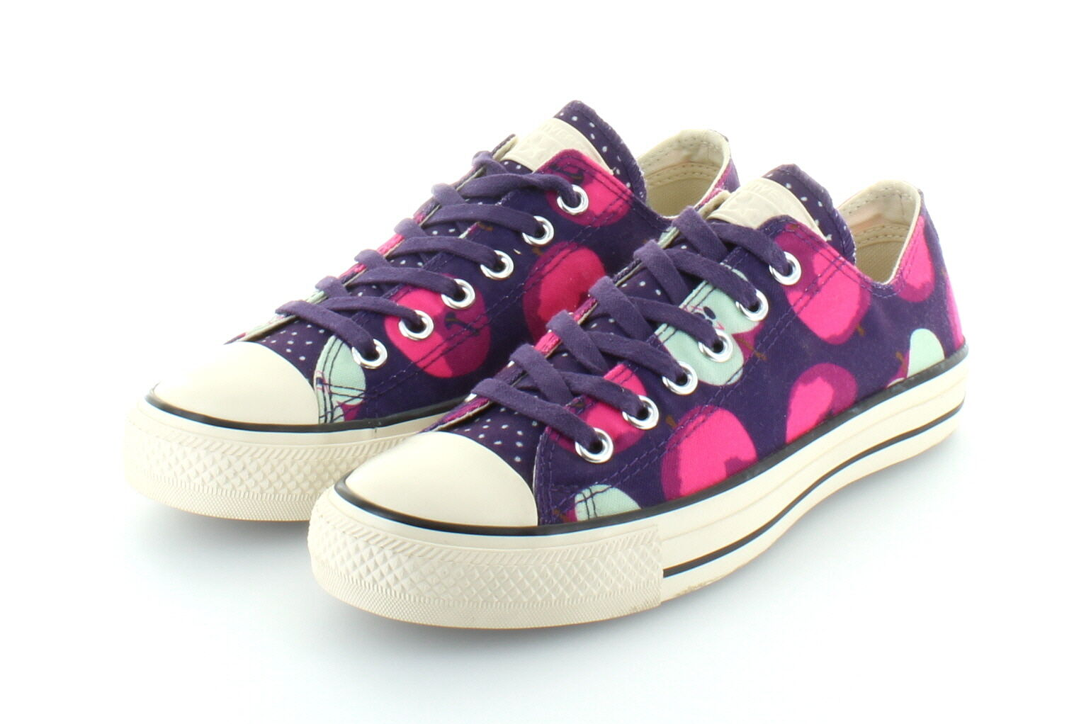 Converse Chuck Taylor AS Ox Print Apple Gr. Neo Pink Limited Edition Gr. Apple 37,5 / 38,5 24fd42