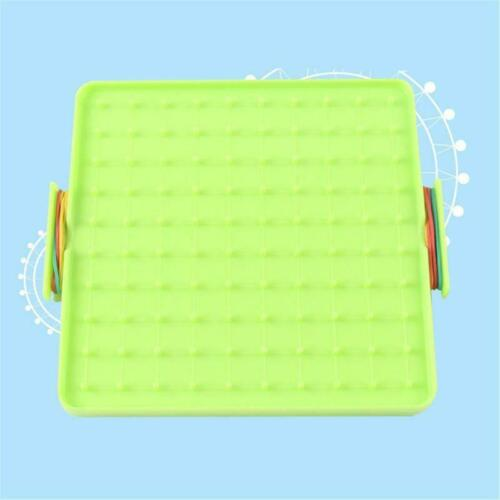 Nail Plate Primary Mathematics Nailboard Tool Geometry Children Educational Toy