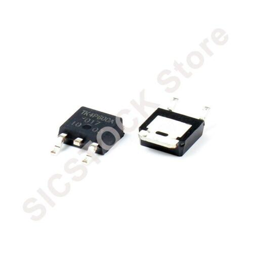 T6RSS-Q TK4P60DA MOSFET N-CH 600V 3.5A DPAK-3 TK4P60DA 4P60 TK4P60 5PCS