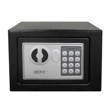 Used Safety Digital Depository Safe Drop Box Keypad Lock Home Hotel Office Cash