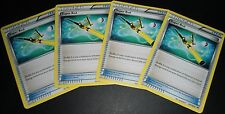 4x Super Rod 149/162 XY BreakThrough NEAR MINT Trainer Pokemon Cards