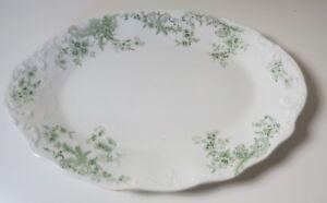 Antique-Porcelain-Royale-Pitcairns-LTD-Tunstall-England-Serving-Platter-Laurel