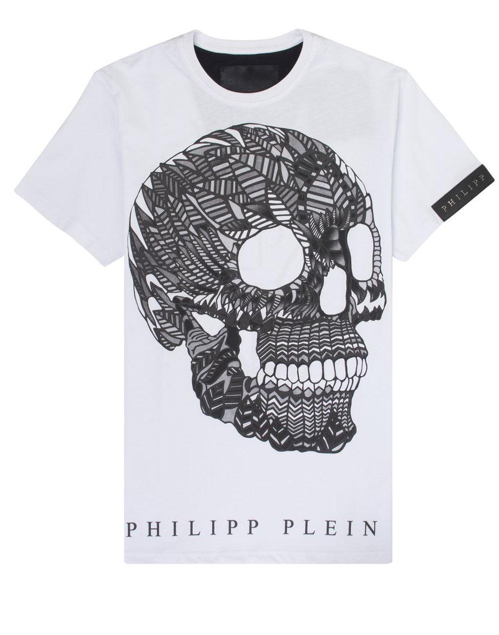 price 565€ Philipp Plein Homme Limited Edition Mandala T-shirt org